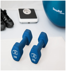 workout dumbell