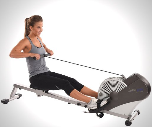 Stamina Air Rower - Best Rowing Machine Reviews for 2020: Top 10 Rated