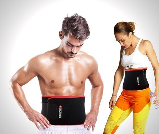 Reformer Athletics Waist Trimmer Ab Belt for Weight Loss