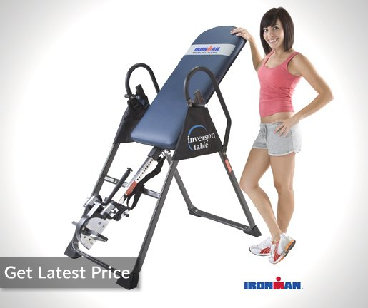 IRONMAN Gravity 4000 Inversion Table Review: Is It Effective? 4