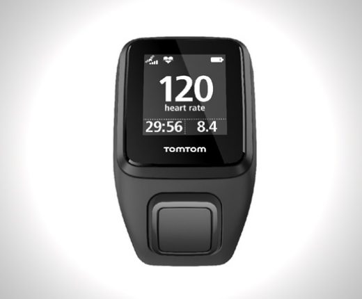 TomTom Spark 3 Cardio, GPS Fitness Watch + Heart Rate Monitor