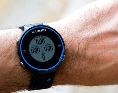 Garmin-Forerunner-620-running