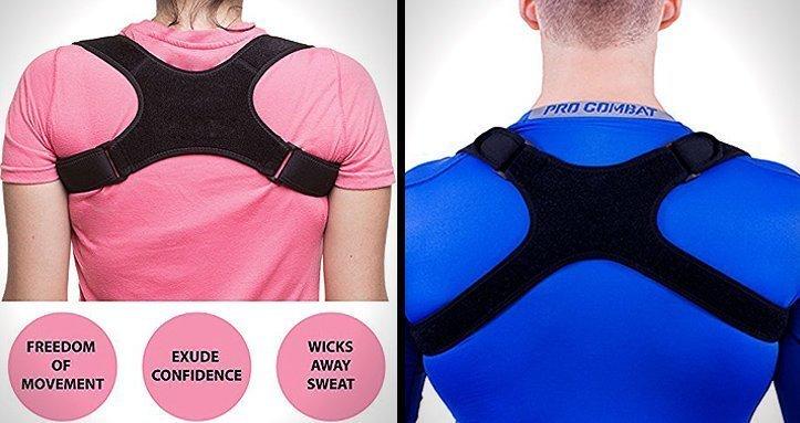 GAVIMAX - Upper Back Support Posture Corrector