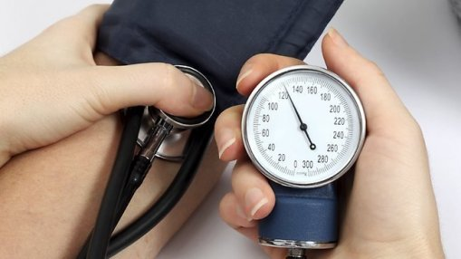 blood pressure in check