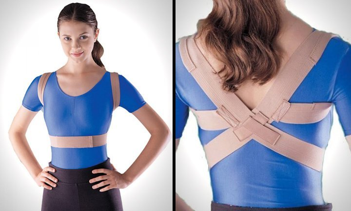 Oppo-Medical-Elastic-Posture-Aid-Clavicle-Brace