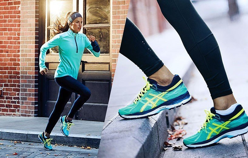 best asics womens running shoes