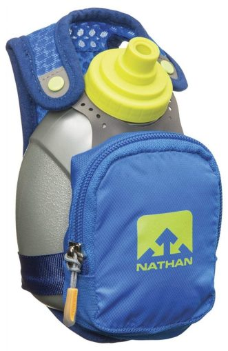 Nathan Quick Shot Plus Handheld Hydration Pack 666x1024 - The 9 Best Handheld Water Bottles For Running in 2020