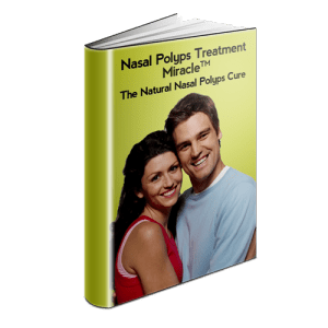 download nasal polyps treatment miracle ebook