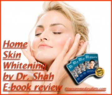Home Skin Whitening Dr Shah Review