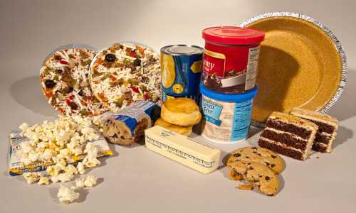 healthy food nutrition facts processed food