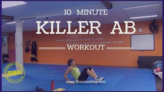 10-Minute [Killer] Ab Workout