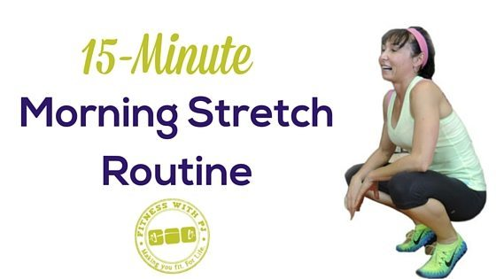 15-Minute Morning Stretch