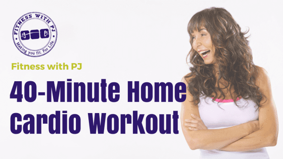 40-Minute Home Cardio Workout