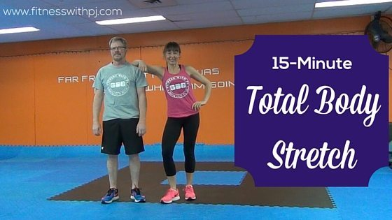 15-Minute Total Body Stretch