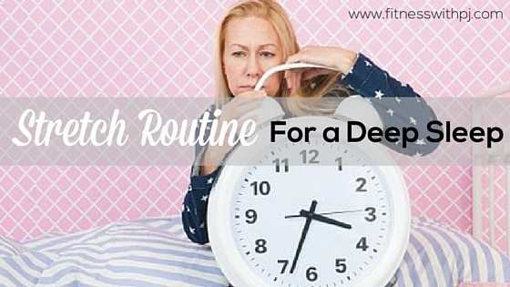 Stretches for a Better Night's Sleep