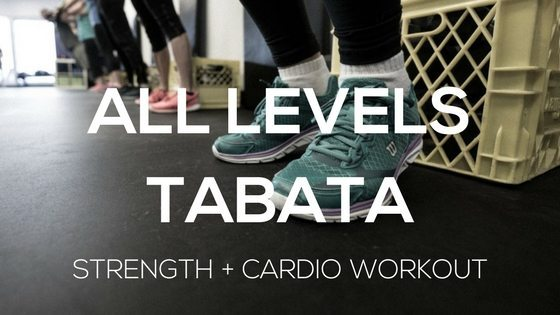 All Levels Tabata