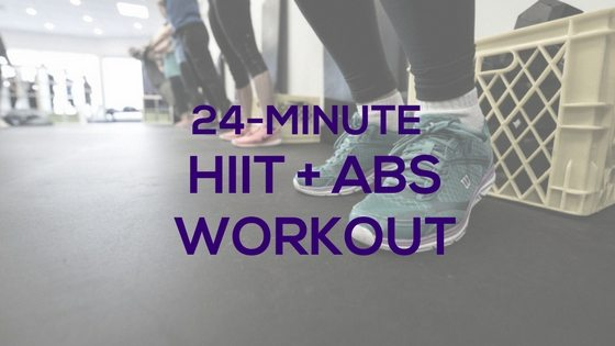 HIIT + Abs Workout