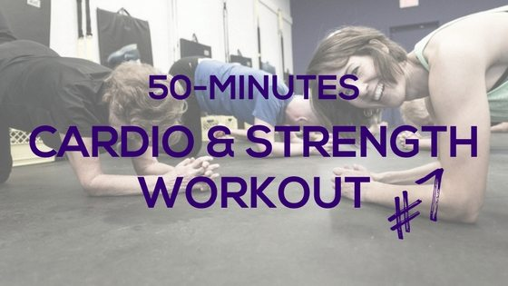 Cardio & Strength Workout #7