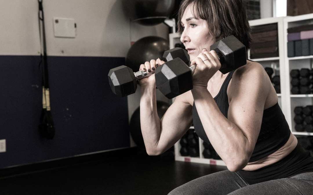 Sculpt Your Shoulders