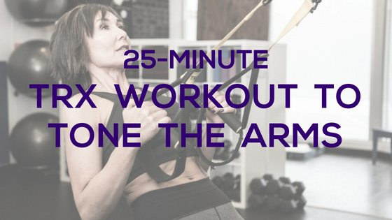 TRX Workout to Tone The Arms
