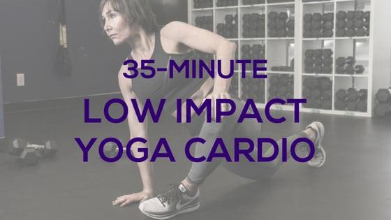 Yoga Cardio