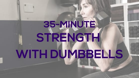 Strength with Dumbbells for Women
