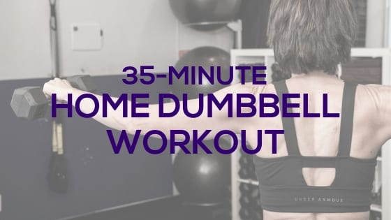 Home Dumbbell Workout