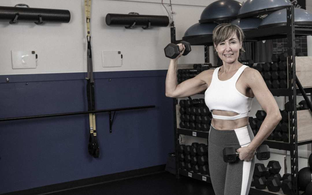 Dumbbell Tabata Home Workout