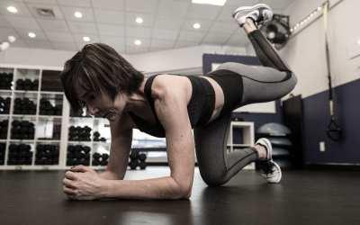 Barre Mat Workout