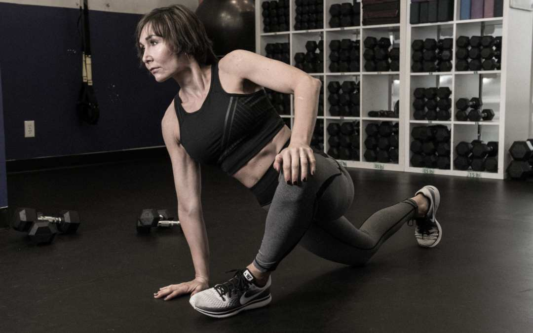Stretching & Mobility Workout for Women Over 40