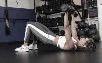 Upper Body Shred + Cardio for Women Over 40