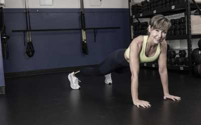 Ab HIIT Workout With No Equipment for Women Over 40