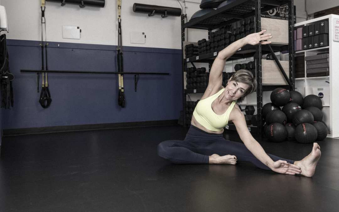 After Workout Stretches  for Women Over 40