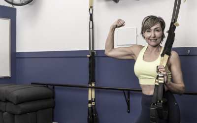 TRX Total Body Circuit For Women Over 40