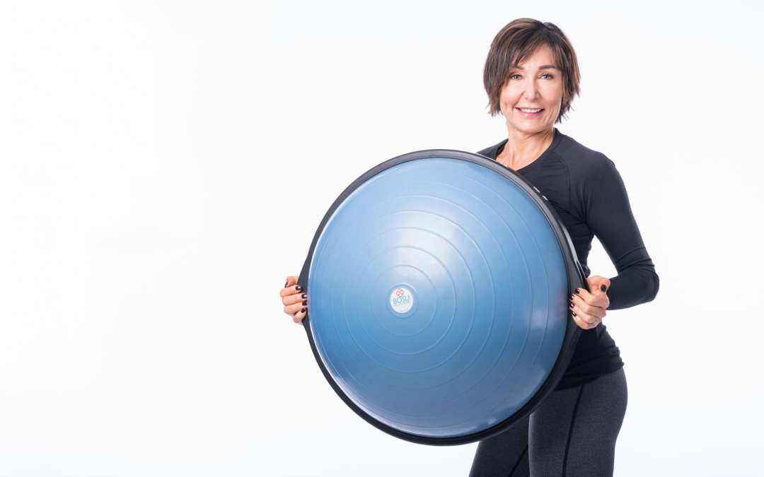 How to Use a BOSU Ball In Your Workout