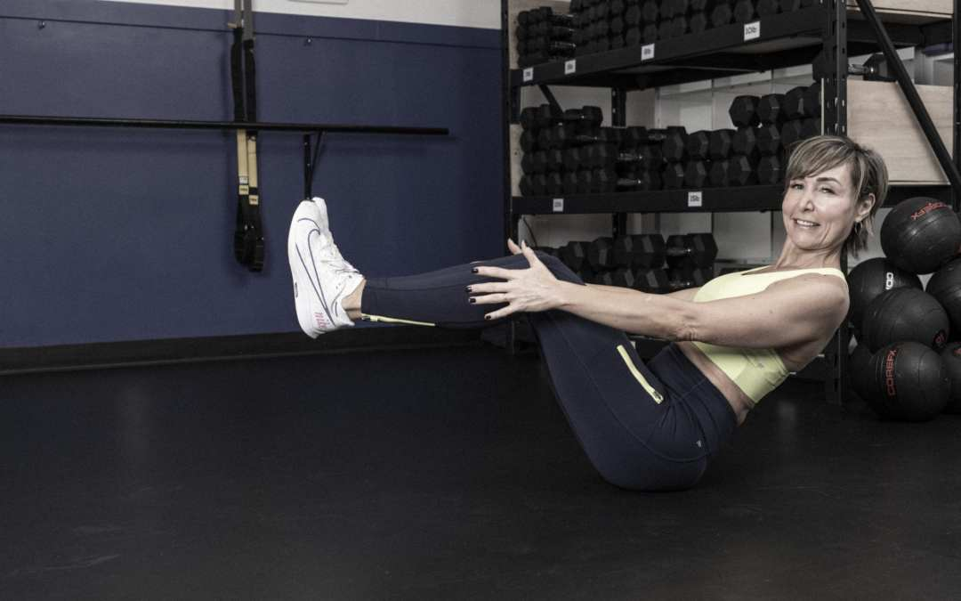 Ab Finisher No Repeat – for Women Over 40
