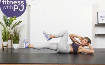 After Workout Core & Stretches for Women Over 40