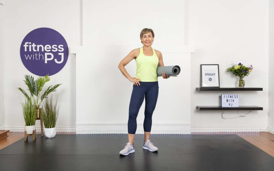 Beginner All Standing HIIT for Women over 40
