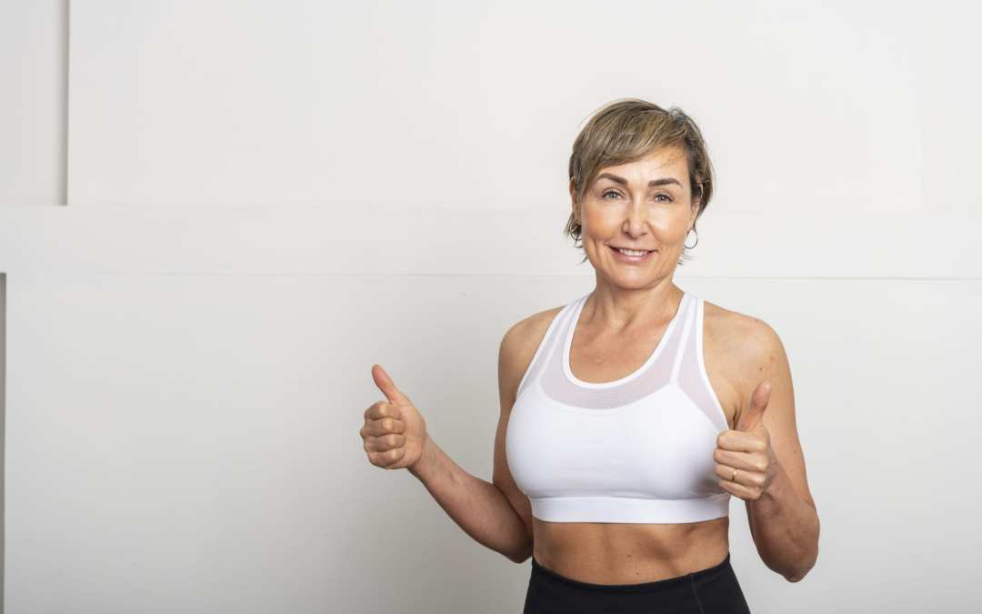 36-Min Cardio Boxing for Women Over 40