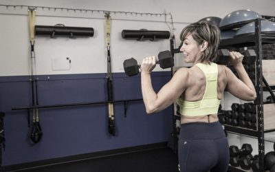 Shoulders & Arms HIIT Workout for Women Over 40