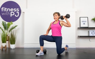 Shoulders, Arms & Abs for Home for Women Over 40