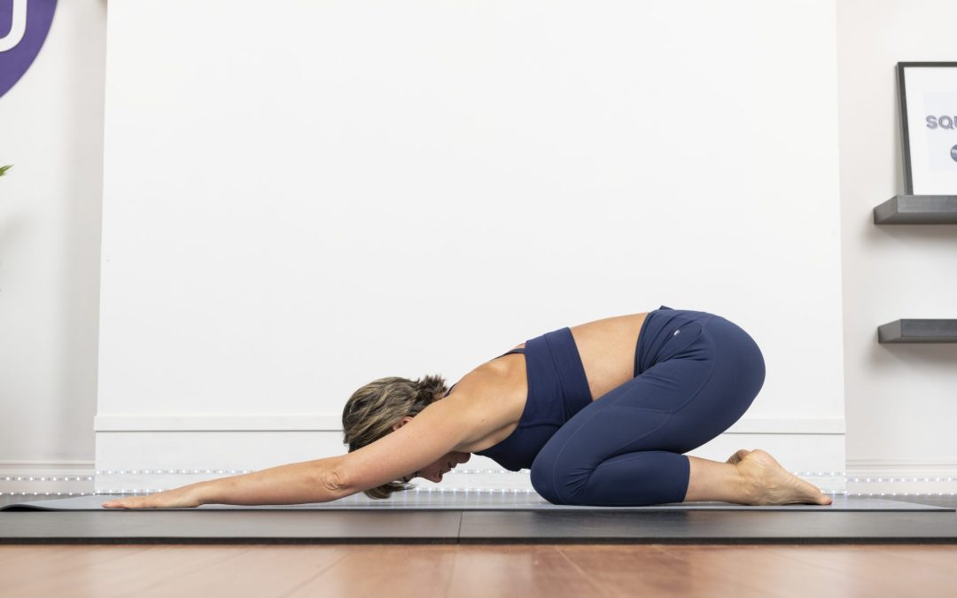 Lower Body Stretches for Beginners