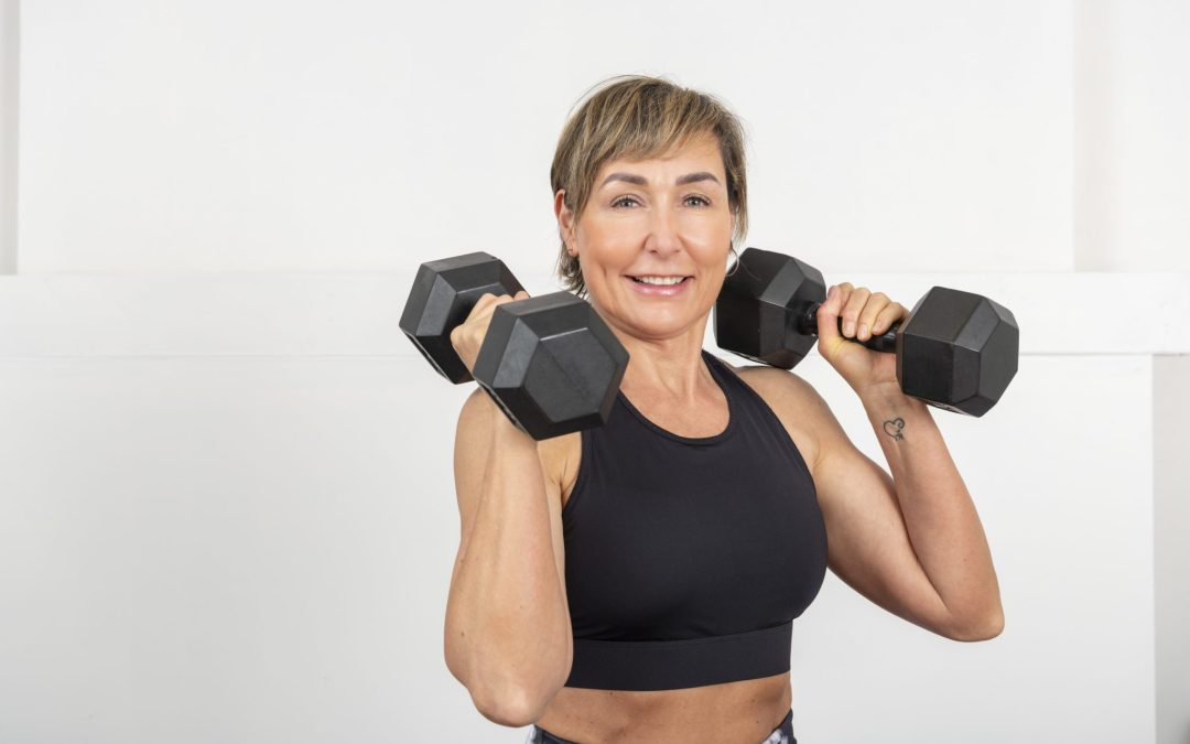 20-Minute Shoulder & Abs Workout for Women Over 40