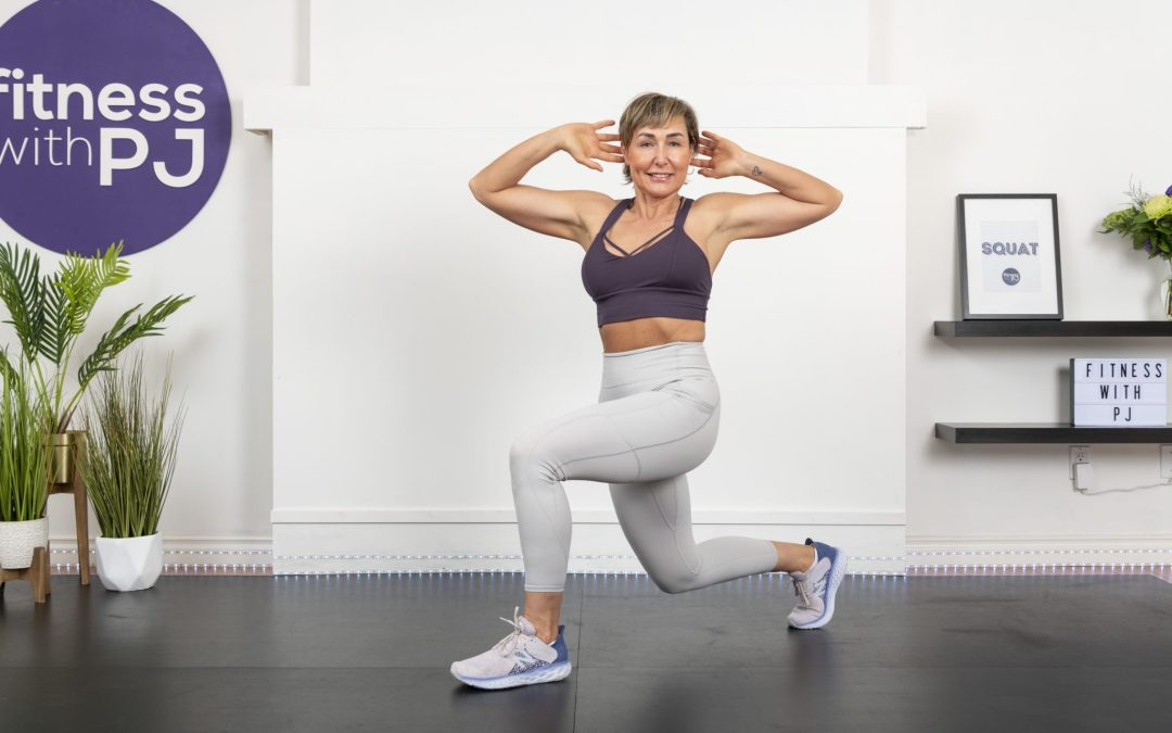 Total Body Cardio Fix for Women Over 40