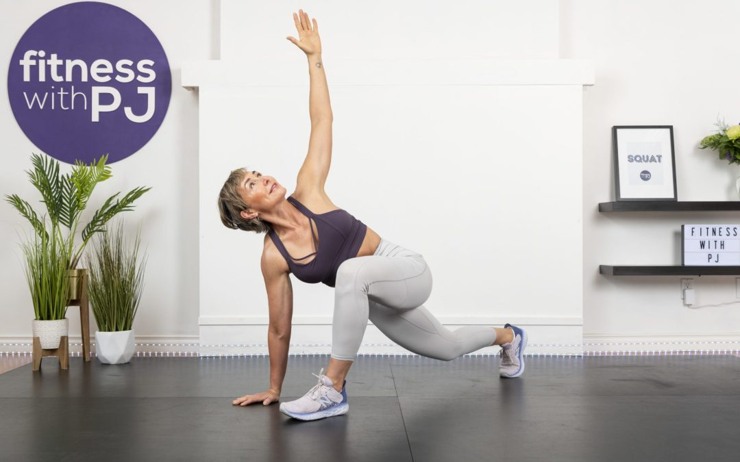 Recovery Workout  to Improve Your Flexibility for Women Over 40