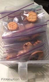 GS cookie snack packs