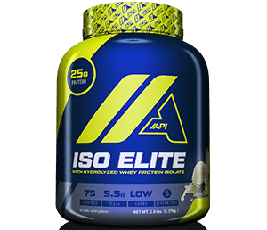 API iso elite vanilla 5lb 448x258 - fit & fab nutrition