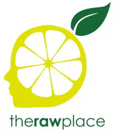 the raw place logo