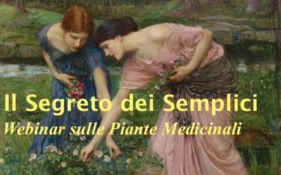 Iscriviti al Webinair sulle piante medicinali