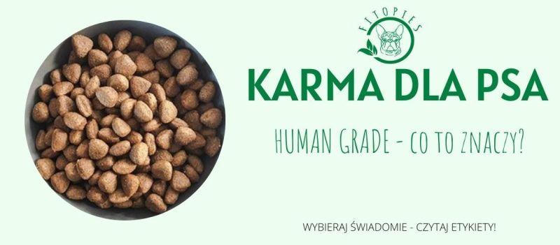 karmy human grade jak wybrać karmę dla psa human grade